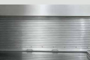 Integral Frame and Sill Counter Doors - 658