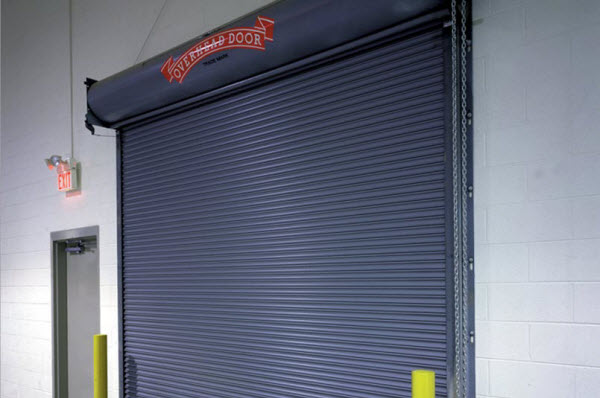 Fire Rated Rolling Service Doors 631