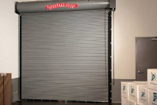 Fire-Rated Insulated Doors 635