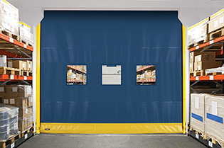 High Speed Fabric Doors 990