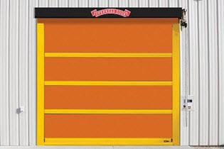 High Speed Fabric Doors 993