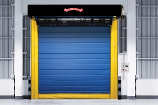 High Speed Insulated Fabric Doors 997