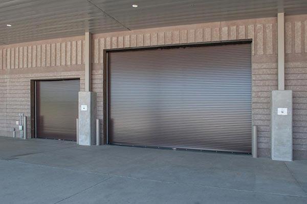 Heavy Duty Stormtite™ Springless Service Doors 620S
