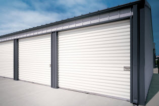 Rolling Steel Sheet Doors 790CW