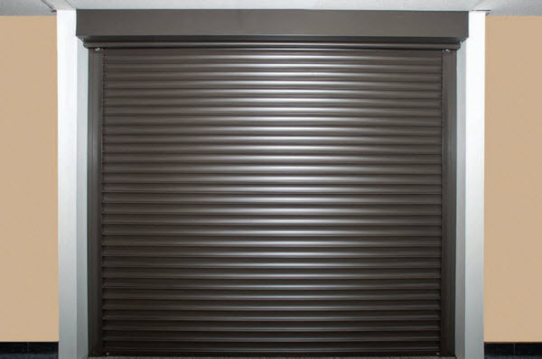Rolling Security Shutters Overhead Door 653