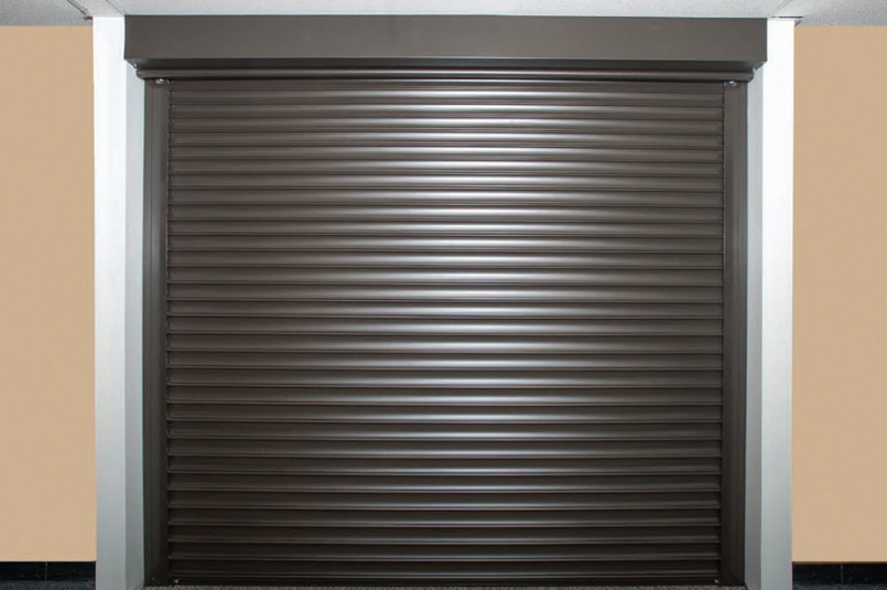 Rolling Security Shutter Model 653