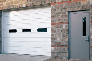 Sectional Steel Doors 420