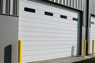 Sectional Steel Doors 422