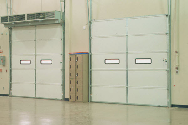 & Sectional Steel Doors 426