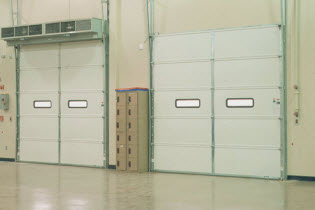 Sectional Steel Doors 426
