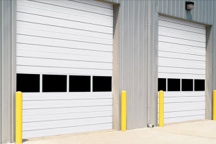 Sectional Steel Doors 432