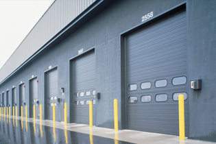 Sectional Steel Doors 592