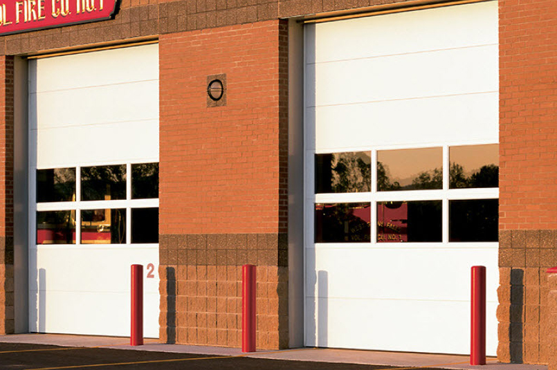 Thermacore Sectional Steel Doors 596