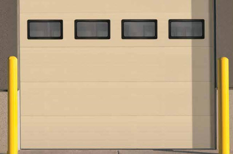 Thernacore Sectional Steel Doors 850 Advanced