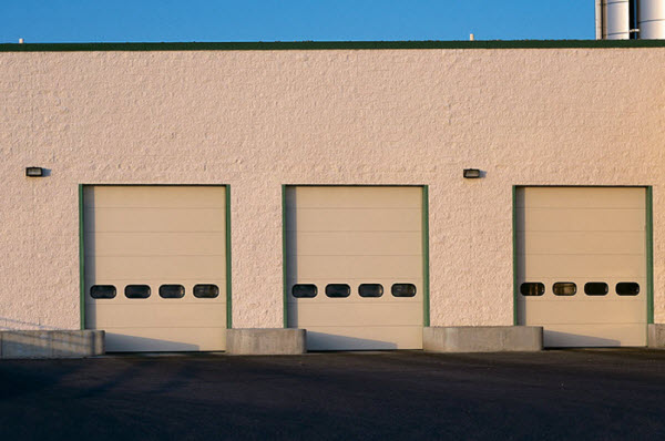 Sectional Overhead Doors Commercial : Thermacore sectional steel doors