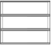3 rows