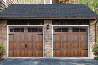 Wind Load Garage Door