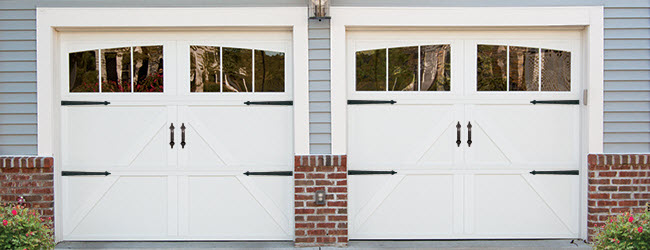 Incroyable Garage Doors Adding Curb Appeal
