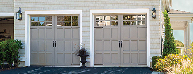 carriage house garage doors view gallery