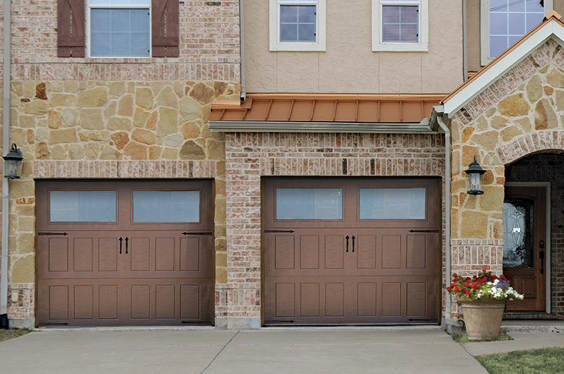 Impression Steel. Insulated Steel Garage Door ...