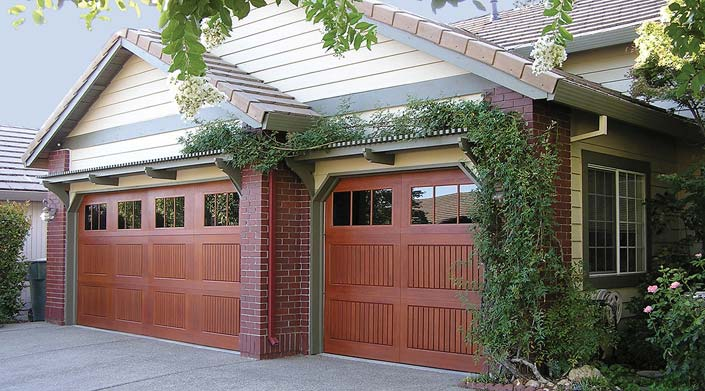 garage doors. Garage Doors from Overhead Door include residential garage doors