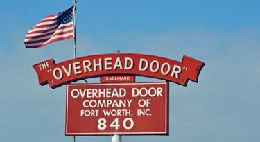 Garage Doors Overhead Door Company Of Fort Worth Texas