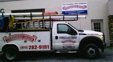 Overhead Door Company of Johnson City Tennessee