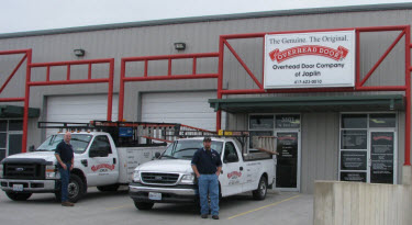 Overhead Door Company Of Joplin