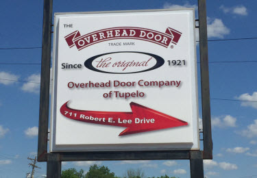 Overhead Door Company of Tupelo