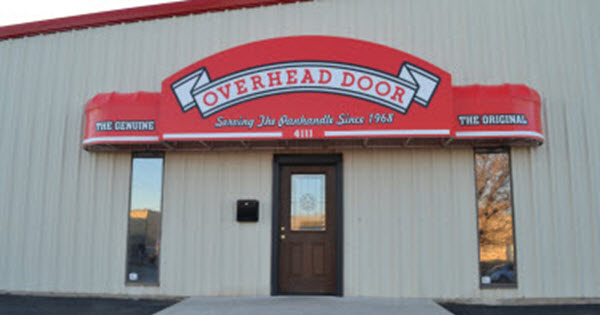 Overhead Door Company Of Amarillo Texas