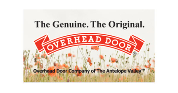 Overhead Door Company of Antelope Valley™ - CA