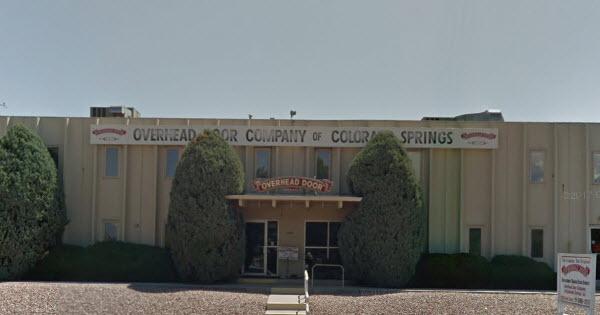 Overhead Door Company Of Castle Rock Colorado
