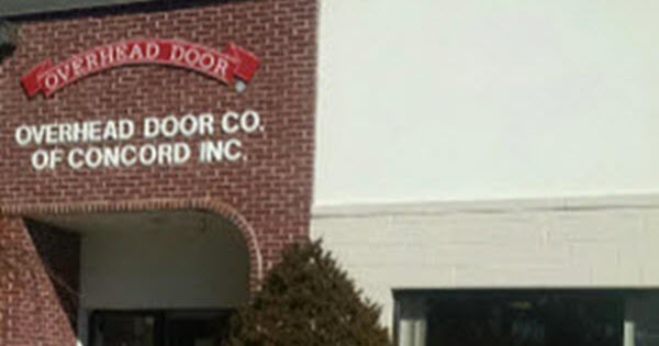 Overhead Door Company Of Concord New Hampshire