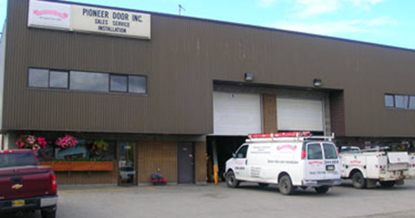 Overhead Door Company Of Cook Inlet