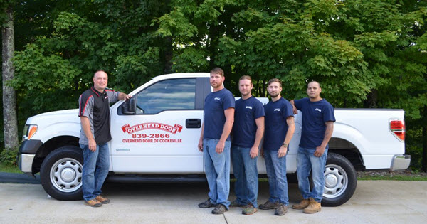 Overhead Door Company of Cookeville™ Tennessee