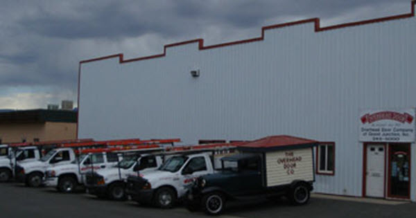 Overhead Door Company of Grand Junction Colorado
