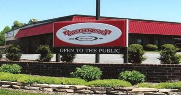 Garage Doors Overhead Door Company Of Greensboro North