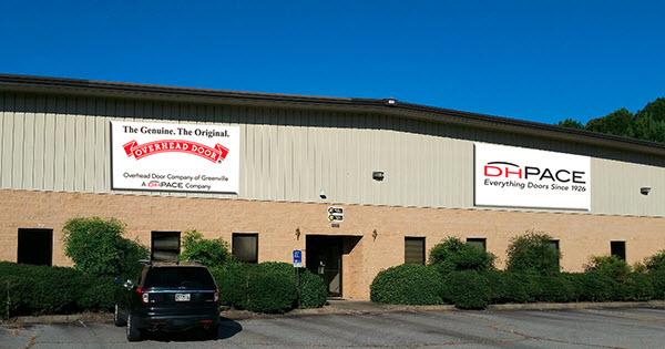 Garage Doors Overhead Door Company Of Greenville South