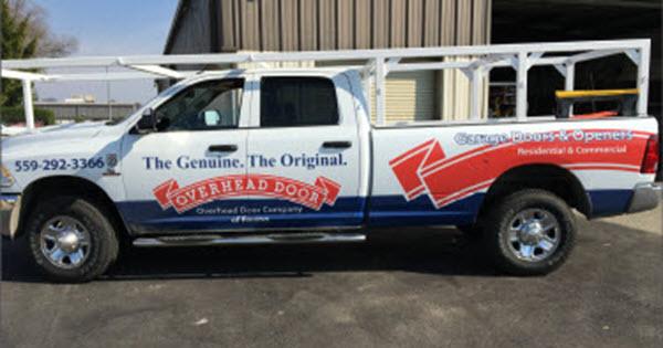 Garage Doors Overhead Door Company Of Fresno California