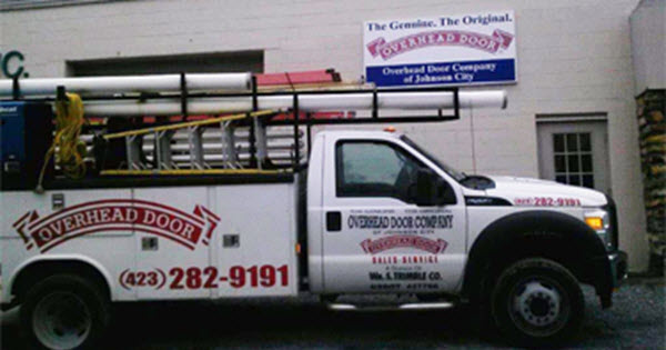 Overhead Door Company of Johnson City™ Tennessee