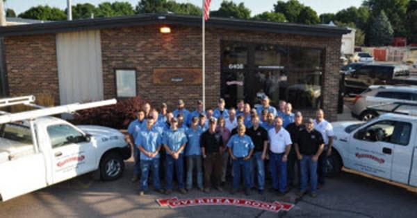 Garage Doors Overhead Door Company Of Sioux Falls