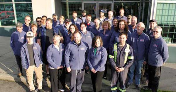 Garage Doors Overhead Door Company Of Vancouver Canada