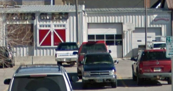 Garage Doors Overhead Door Company Of Evanston Wyoming