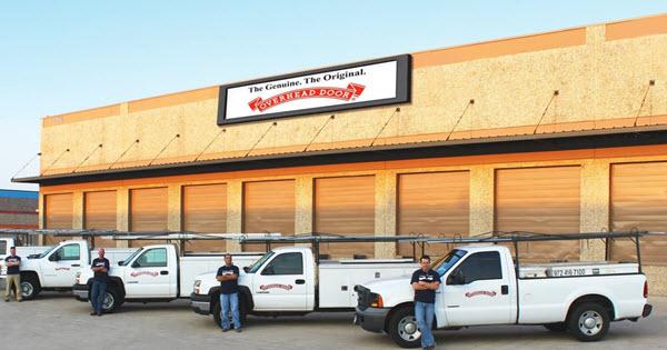 Exceptionnel Overhead Door Company Of Ft. Worth