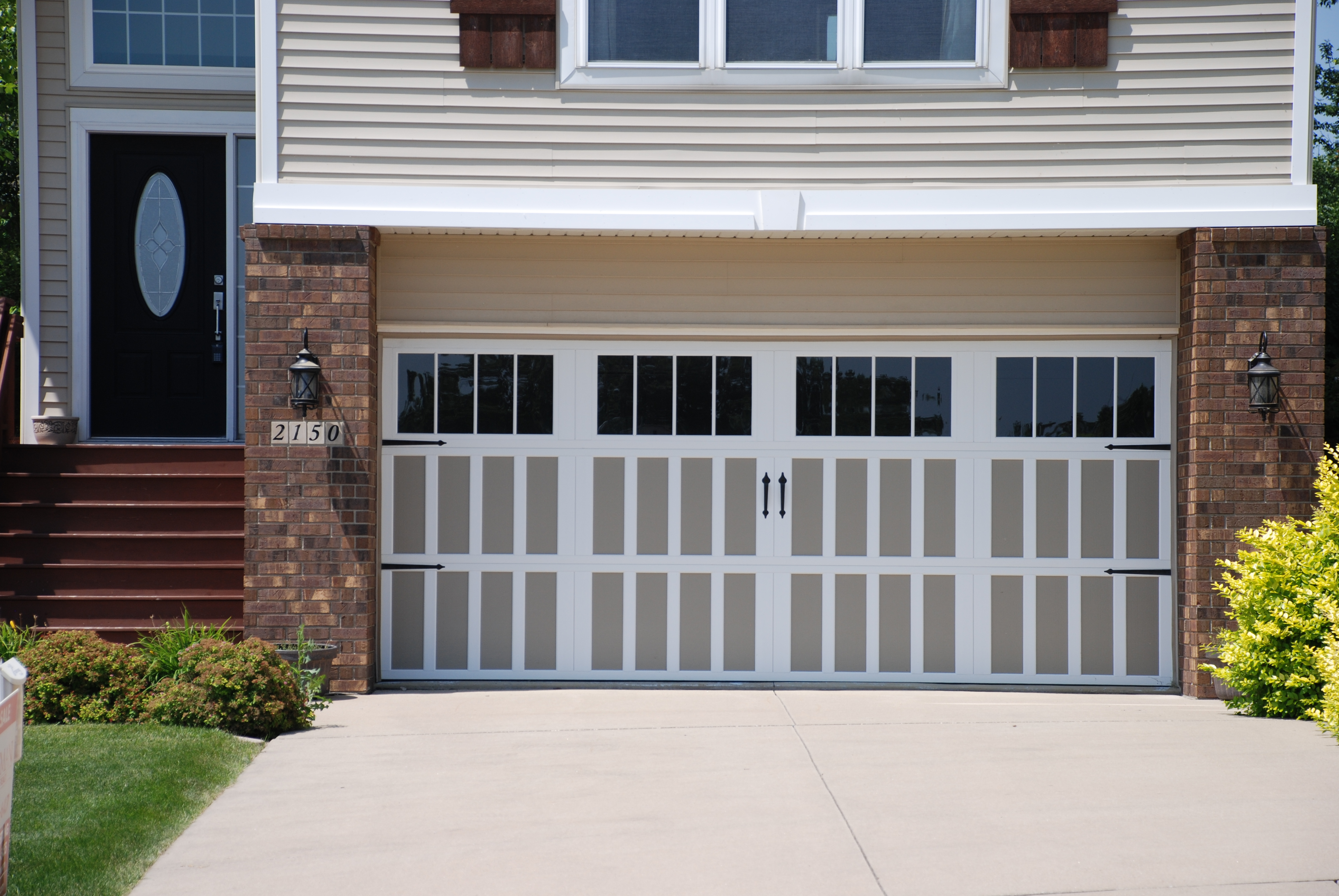 Residential Door Applications
