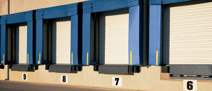 shipping dock doors
