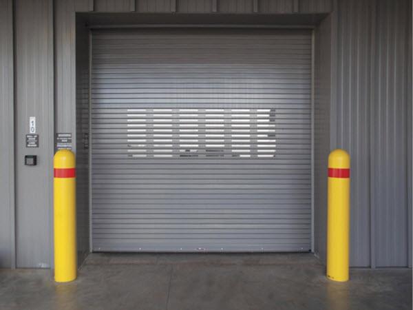 Insulated Springless Service Door | Model 625S