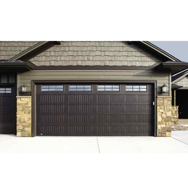 Blog Garage Doors With Wood Grain Finishes