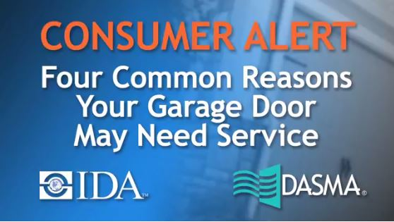 common reasons you need garage door repair