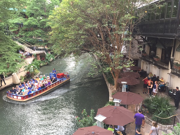 san antonio riverwalk corporate event